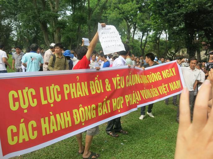 Không thể đứng im cho Trung Quốc muốn làm gì thì làm