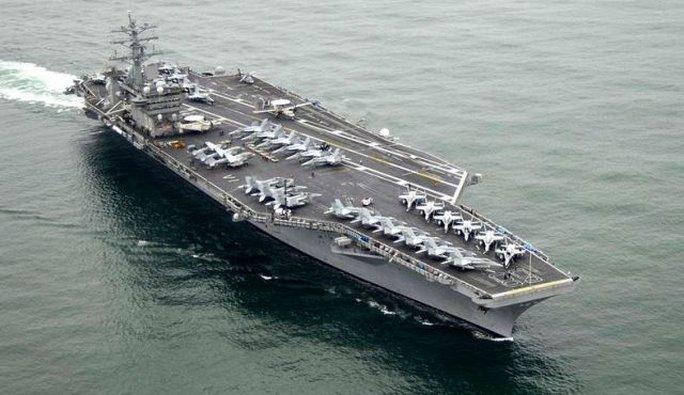 The (real) USS Nimitz