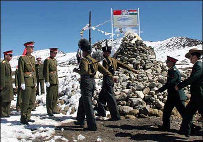 Ấn Độ đang tăng cường phòng vệ tại khu vực biên giới giáp Trung Quốc. Ảnh: India TV