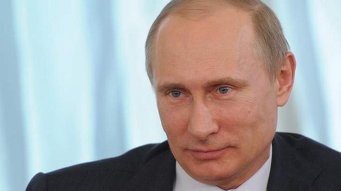 Tổng thống Putin cảnh báo châu Âu có thể lặp lại tình trạng thiếu hụt khí đốt vì Ukraine. Ảnh: AP