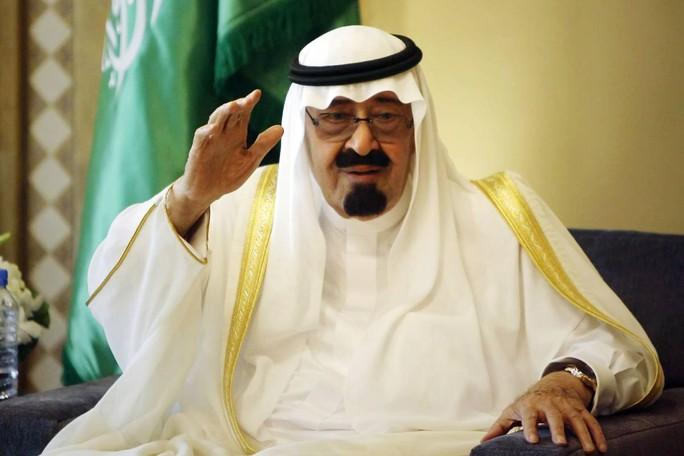 Quốc vương Ả Rập Saudi Abdullah. Ảnh: NY Mag