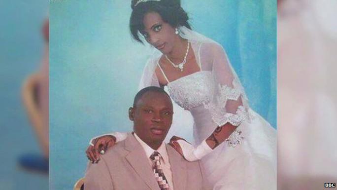 Cô gái Meriam Yehya Ibrahim Ishag bị tuyên án tử hình vì bỏ đạo. Ảnh: BBC