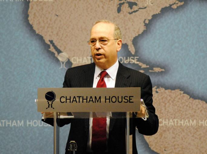 Trợ lý Ngoại trưởng Mỹ về các vấn đề Đông Á và Thái Bình Dương Daniel Russel. Ảnh: AP