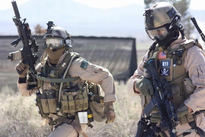 Đặc nhiệm Delta Force của Mỹ. Ảnh: Loki News