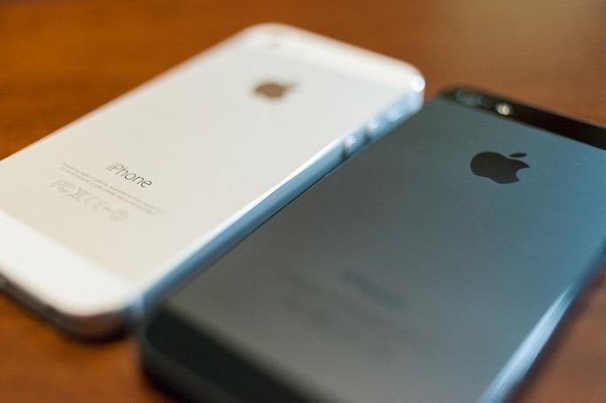 iPhone 5, 5S xách tay tiếp tục giảm giá ở Việt Nam