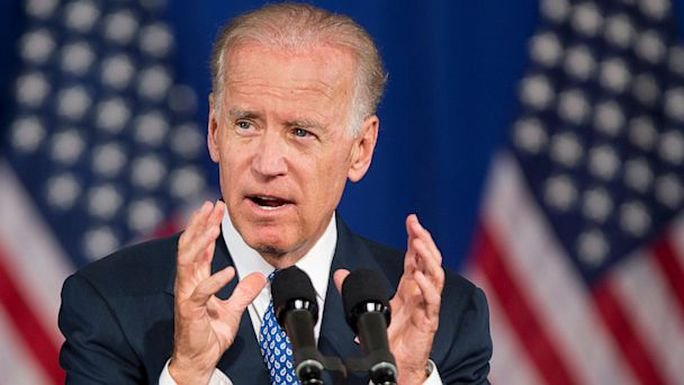 Phó Tổng thống Mỹ Joe Biden. Ảnh: AP