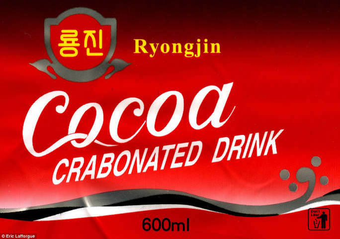 """Coca-Cola là hàng """"made in Triều Tiên"""""""