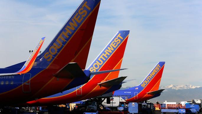 Phi công hãng Southwest Airlines từng hạ cánh nhầm sân bay. Ảnh: Reuters