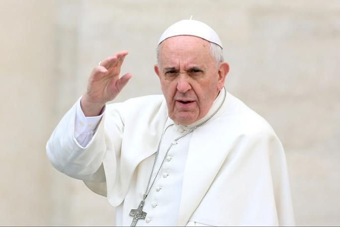 Giáo hoàng Francis. Ảnh: Catholic Online