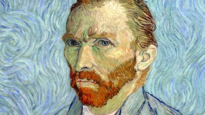 Hai người Nga cá cược cắt tai nhau làm liên tưởng đến họa sĩ Van Gogh cũng từng cắt tai trái của mình. Ảnh Animal New York