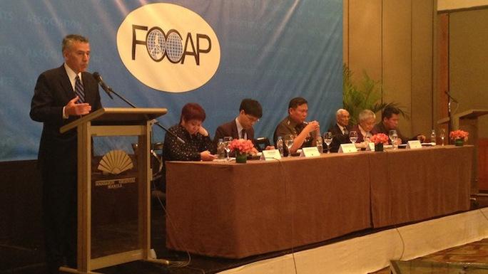 US ambassador to the Philippines Philip Goldberg. Photo by Carmela Fonbuena/Rappler