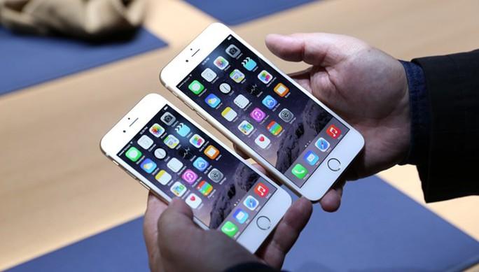 iPhone 6 bắt đầu khan hàng tại Việt Nam