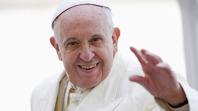 Giáo hoàng Francis giữ vai trò quan trọng trong việc hàn gắn qua hệ giữa Cuba và Mỹ. Ảnh: Reuters