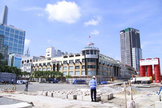 Thương xá Tax, một trong những trung tâm thương mại lâu đời nhất tại Sài Gòn sắp nhường chỗ cho các dự án mới
