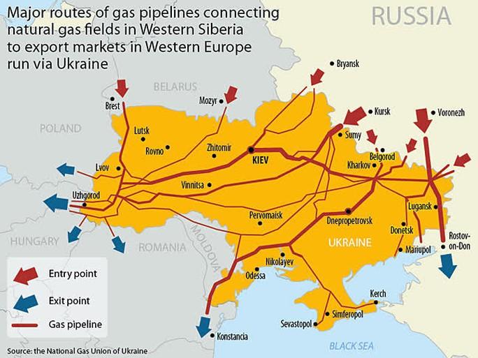 Vũ khí cũ rích của Nga vẫn làm châu Âu run rẩy
