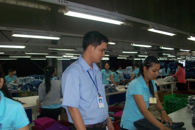 Nhiều công nhân mất việc tại Công ty TNHH Sae Hwa Vina có việc làm ổn định tại Công ty Triple Việt Nam nhờ sự hỗ trợ của Công đoàn cấp trên