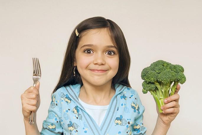 Bí quyết dinh dưỡng giúp con bạn thông minh
