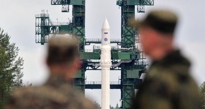Kế hoạch thử nghiệm phóng tên lửa Angara sẽ hoàn tất vào năm 2020. Ảnh: Sputnik