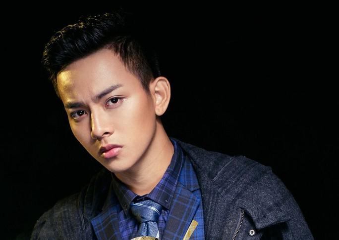 Ca sĩ trẻ Hoài Lâm. Ảnh: Facebook