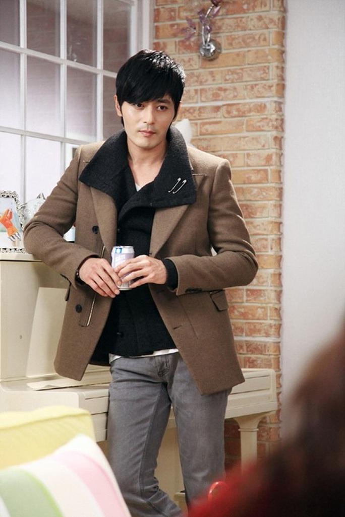 Trộm đột nhập biệt thự của Jang Dong Gun