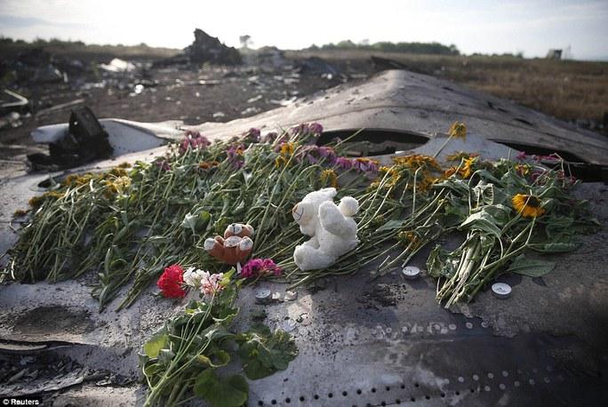 Malaysia quan ngại hiện trường vụ MH17 không nguyên vẹn