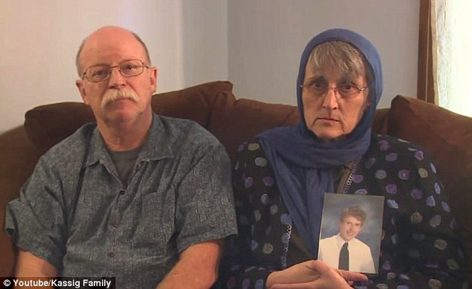 Cha mẹ Peter Kassig