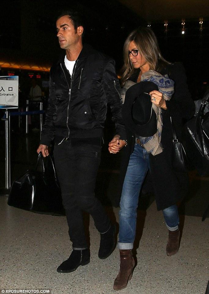 Jennifer và Justin