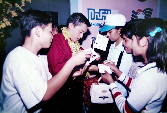Lam Trường trẻ trung thuở nhận Giải Mai Vàng - Ảnh 10.