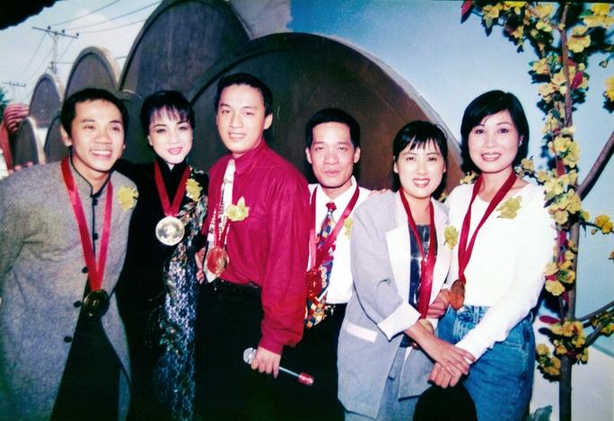 Lam Trường trẻ trung thuở nhận Giải Mai Vàng - Ảnh 6.