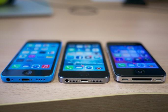 Lừa mua iPhone bằng tin nhắn và biên lai ngân hàng giả