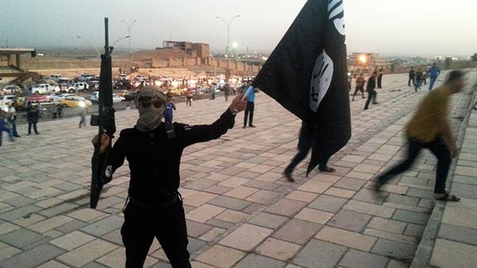 Nhà báo Mỹ đang là mục tiêu ưu tiên trong các vụ bắt cóc của IS. Ảnh: Reuters