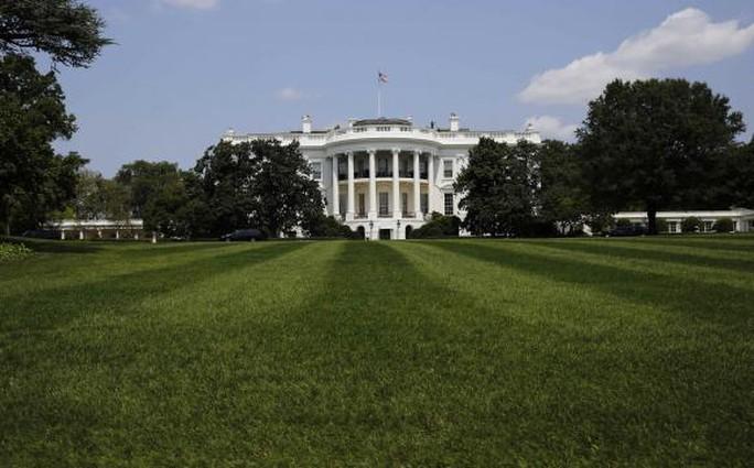 Khu vực Nhà Trắng. Ảnh: Reuters
