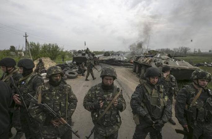 Ukraine: Phe ly khai nhượng bộ ở Luhansk