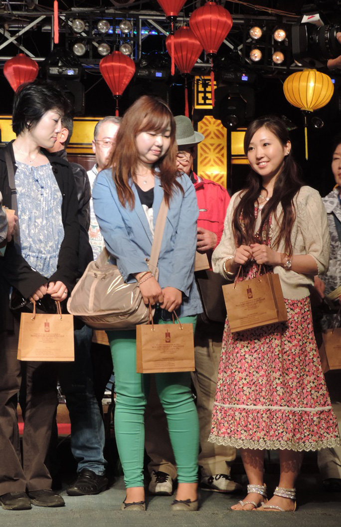 Đoàn khách Nhật Bản vinh dự được chào đón