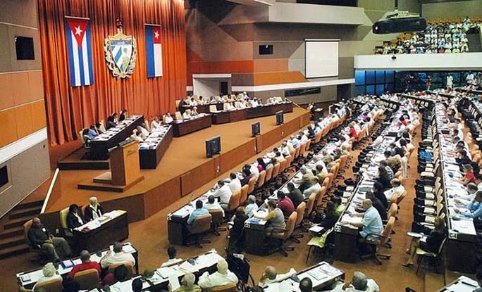 Quốc hội Cuba trong một phiên họp. (Nguồn: www.caribbeanelections.com)