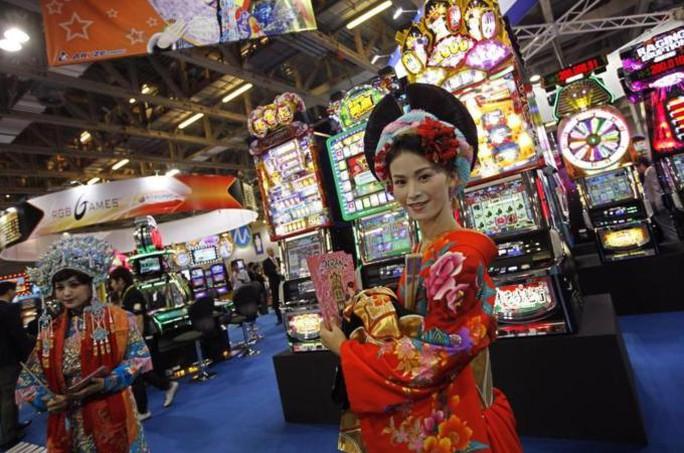 Ma Cau trung tâm cờ bạc lớn nhất thế giới. Ảnh: AP