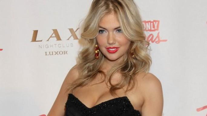 Người mẫu nổi tiếng Kate Upton, một trong những ngôi sao bị tung ảnh nóng lên mạng - Ảnh: Hollywood Reporter