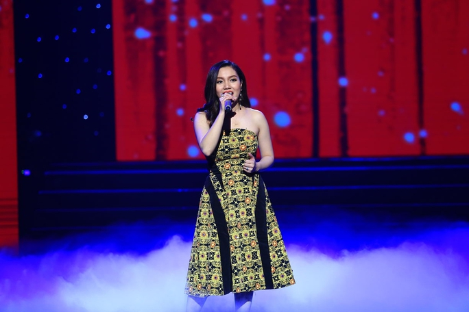 Ca sĩ Ngọc Anh đoạt giải Nữ ca sĩ được yêu thích nhất