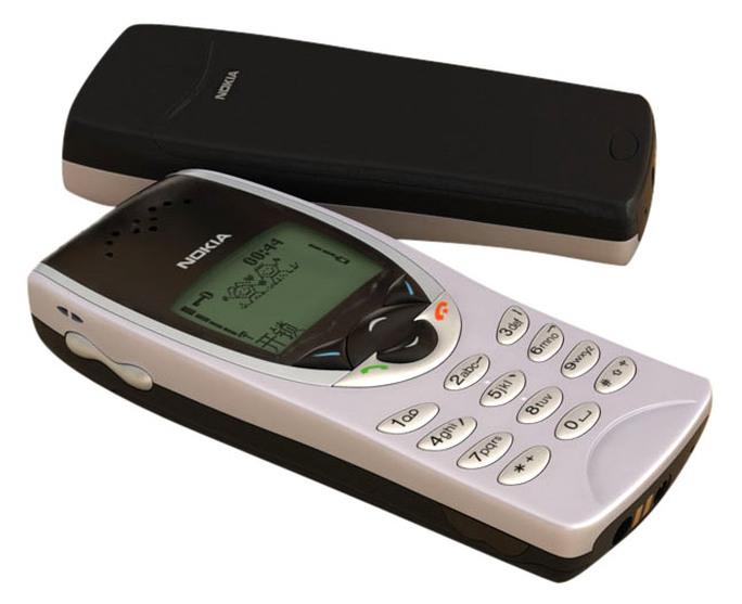 Nokia 8210.