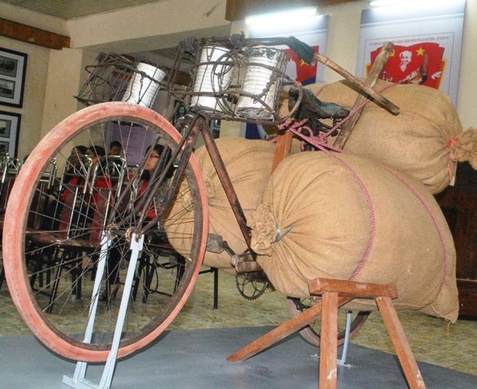 Xe đạp thồ Thanh Hóa đã góp phần không nhỏ trong chiến thắng lịch sử Điện Biên Phủ