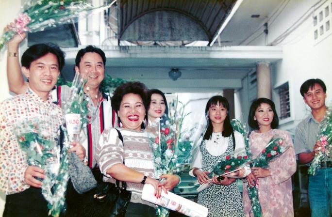 Ảnh hiếm Lê Công Tuấn Anh, Thanh Phương, Huỳnh Phúc Điền