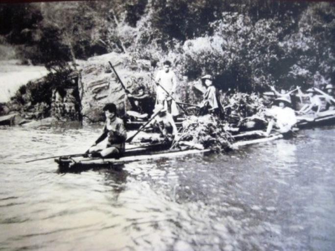 Những hình ảnh về một thời hào hùng của quân dân Thanh Hóa.