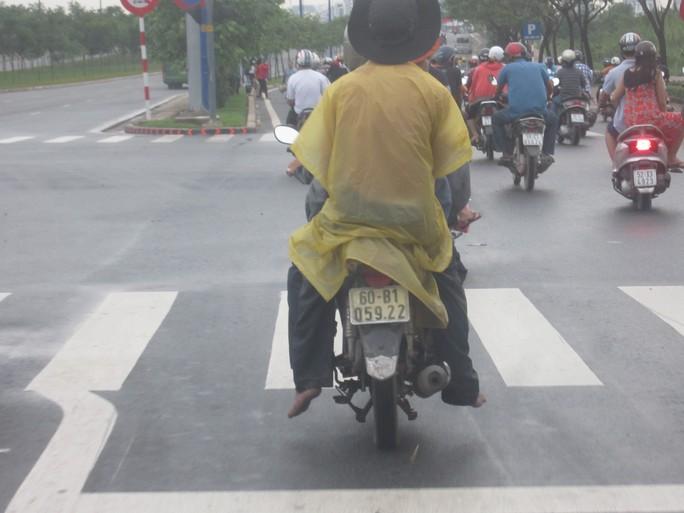 Các đối tượng được Chồm chở về nhà tại số 393B1 đường Phan Văn Khỏe (phường 5, quận 6).