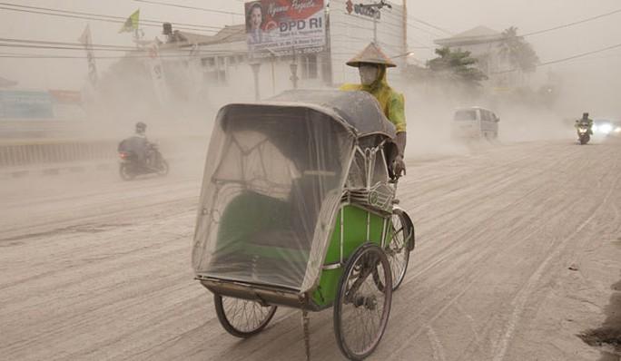 Con đường ở Yogyakarta