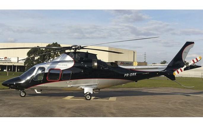 Chiếc trực thăng Agusta A109S Grand. Ảnh: Av Buyer