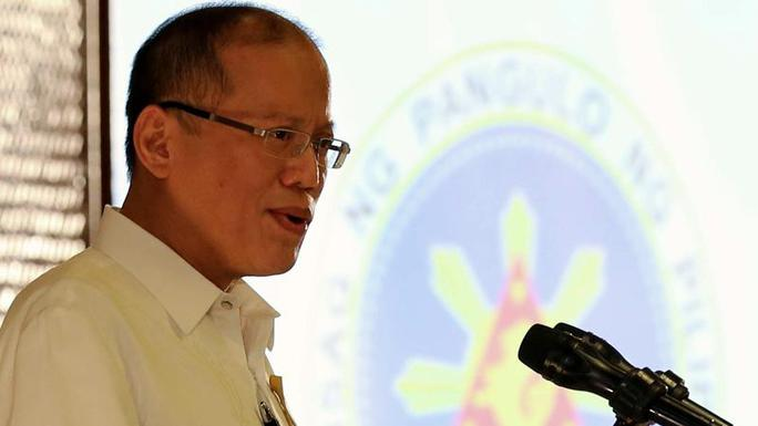 Tổng thống Philippines Benigno Aquino. Ảnh: Philippine Daily Inquirer