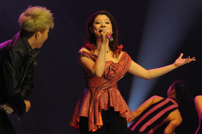 Ca sĩ Thanh Thảo