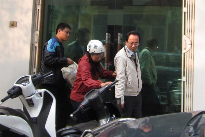 Nguyên GĐ Công ty rượu Halico bị bắt giữ để điều tra về những sai phạm của mình.