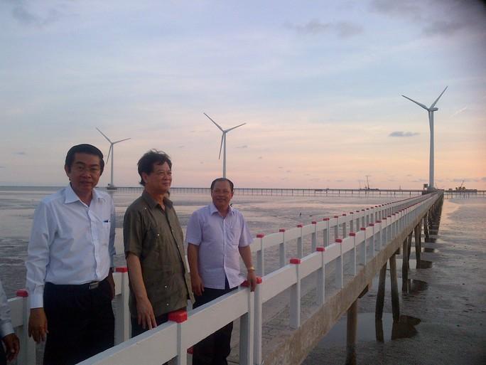 Vị đứng đầu chính phủ đánh giá Bạc Liêu là vùng đón năng lượng gió tốt nhất của cả nước