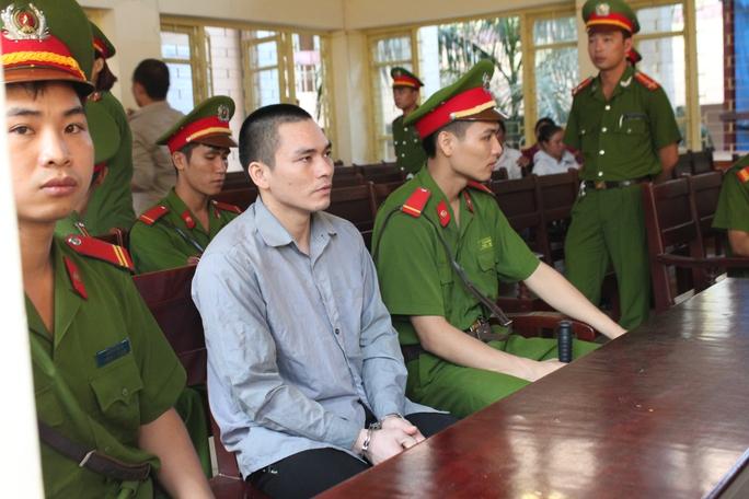 Lý Nguyễn Chung tại toà